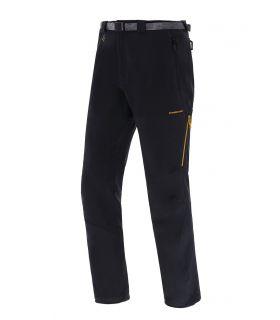 Pantalones Trangoworld Mourelle Hombre Negro