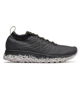 Zapatillas New Balance Fresh Foam Hierro V3 Hombre Imán Negro