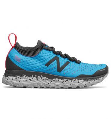 Zapatillas New Balance Fresh Foam Hierro V3 Mujer Azul