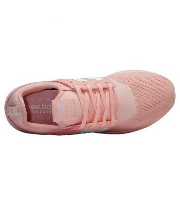 Zapatillas New Balance WRL247 Mujer Rosa