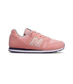 Zapatillas New Balance KJ373 Rosa. Oferta y Comprar online