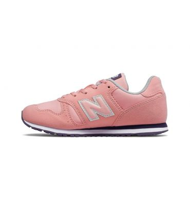 Zapatillas New Balance KJ373 Rosa