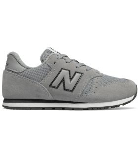 Zapatillas New Balance KJ373 Gris