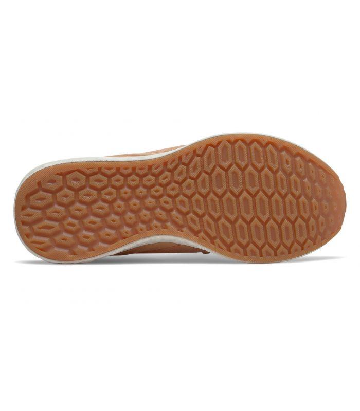 Compra online Zapatillas New Balance Fresh Foam Cruz Decon Mujer Melocotón en oferta al mejor precio