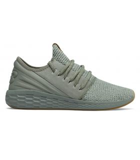 Zapatillas New Balance Fresh Foam Cruz Deconstructed Hombre Gris