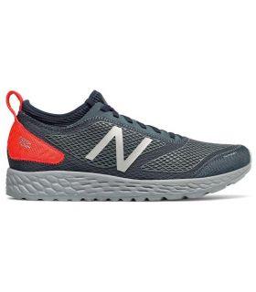 Zapatillas New Balance Fresh Foam Gobi V3 Hombre Azul Oscuro