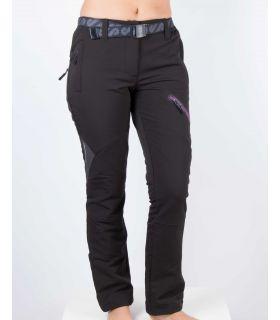 Pantalones Breezy Coromell Mujer Negro Phlox. Oferta y Comprar online