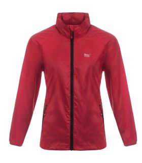 Chaqueta Mac In A Sac Mias Origin Rojo Lava