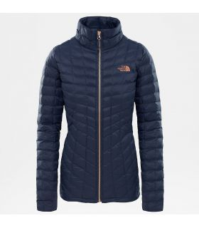 Chaqueta The North Face Thermoball FZ JKT Mujer Navy
