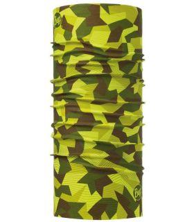 Braga Buff Original Block Verde Camuflaje. Oferta y Comprar online