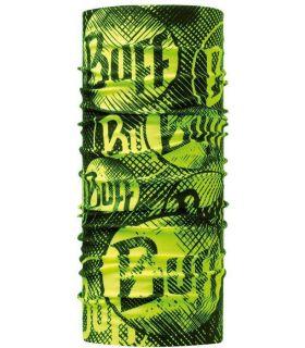Braga Buff Original Log Us Amarillo Fluor. Oferta y Comprar online