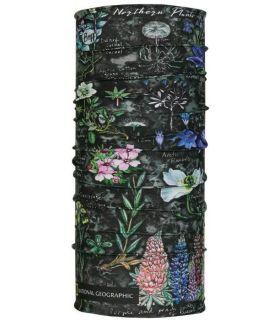 Braga Buff National Geographic Flores Árticas Gris. Oferta y Comprar online