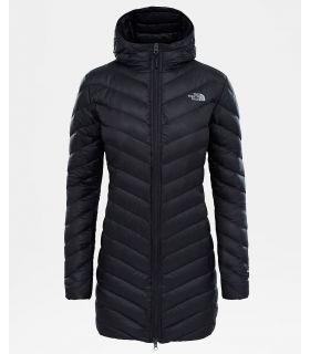 Parka The North Face Trevail Mujer Negro. Oferta y Comprar online