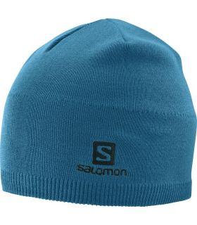 Gorro Salomon Beanie Moroccan Blue. Oferta y Comprar online