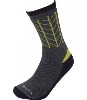 Calcetines Lorpen T2 Midweight Hiker Gris Lima