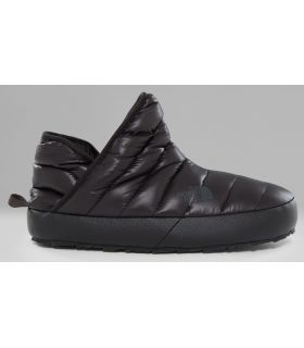 PANTUFLAS THE NORTH FACE THERMOBALL TRACTION MUJER NEGRO. Oferta y Comprar online