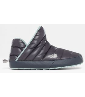 Pantuflas The North Face Thermoball Traction Mujer Gris. Oferta y Comprar online