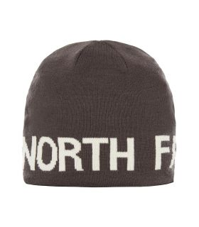 Gorro reversible The North Face Banner Gris Blanco. Oferta y Comprar online