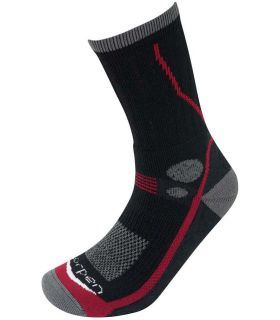 Calcetines Lorpen T3 Midweight Hiker Negro