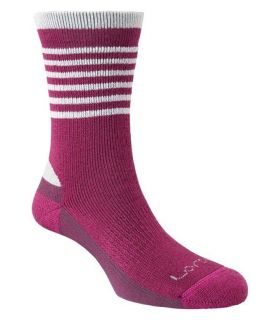 Calcetines Lorpen T2 Midweight Hiker Mujer Fucsia