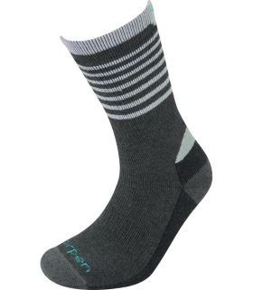 Calcetines Lorpen T2 Midweight Hiker Mujer Gris
