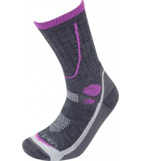 Calcetines Lorpen T3 Midweight Hiker Mujer Gris. Oferta y Comprar online