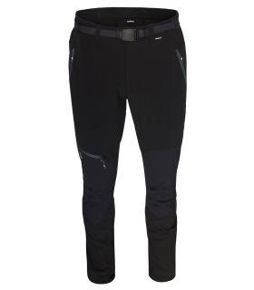 Pantalones Ternua Peak Hombre Negro
