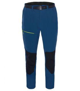 Pantalones Ternua Asgard Hombre Azul. Oferta y Comprar online