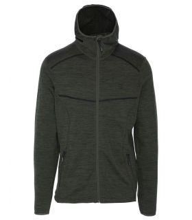 Chaqueta Ternua Gotam Hoody Jacket Hombre Forest. Oferta y Comprar online