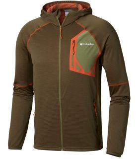 Sudadera Columbia Triple Canyon Hooded Hombre Turba