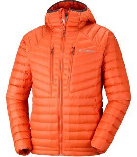 Chaqueta Columbia Altitude Tracker Hombre Naranja. Oferta y Comprar online