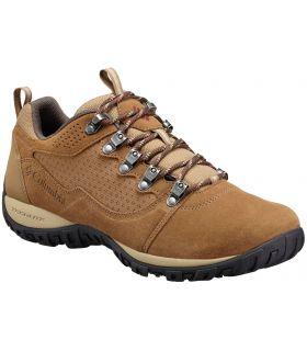 Zapatillas Columbia Peakfreak Ventura Low Suede Hombre. Oferta y Comprar online