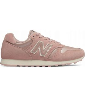 Zapatillas New Balance WL373 Mujer Rosa Blanco. Oferta y Comprar online