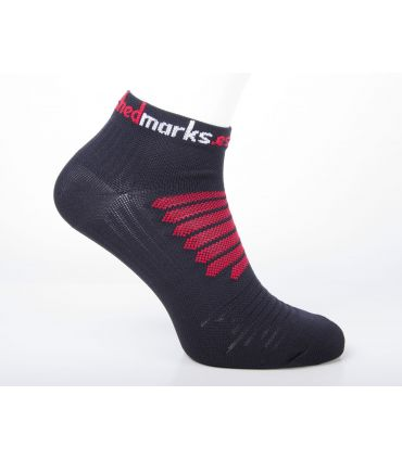 Calcetines Shed Marks Negro Hombre