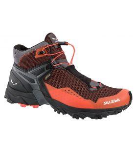 Botas de montaña Salewa MS Ultra Flex Mid GTX Hombre Naranja. Oferta y Comprar online