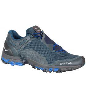 Zapatillas Salewa Ms Ultra Train 2 Hombre Denim Oscuro Azul Real. Oferta y Comprar online