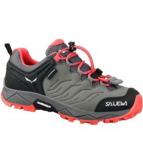 Zapatillas Salewa Mtn Trainer Wp Niños Sombra Tranquila. Oferta y Comprar online