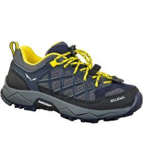 Zapatillas Salewa Jr Wildfire Niños Marina Premium. Oferta y Comprar online