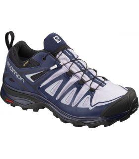 Zapatillas Salomon X Ultra 3 GTX Mujer Lavanda