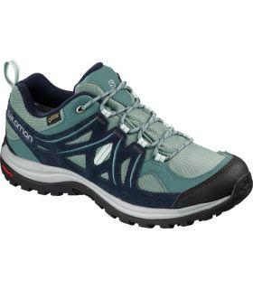Zapatillas de Montaña Salomon Ellipse 2 GTX Mujer Trellis. Oferta y Comprar online