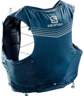 Mochila Salomon Adv Skin 5 Set Poseidon. Oferta y Comprar online