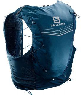 Mochila Salomon Adv Skin 12 Set Poseidon. Oferta y Comprar online