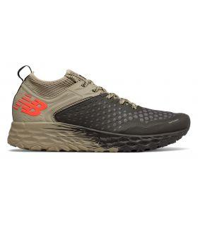 Zapatillas New Balance Fresh Foam Hierro V4 Hombre Marron. Oferta y Comprar online