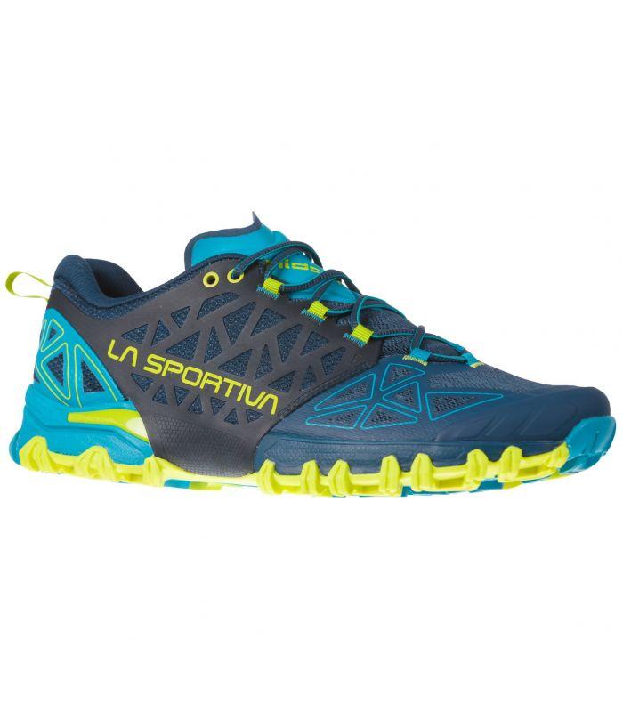 Compra online Zapatillas La Sportiva Bushido II Hombre Opal en oferta al mejor precio