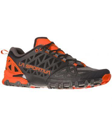 Zapatillas La Sportiva Bushido II Hombre Carbon