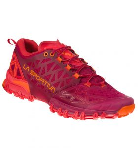 Zapatillas La Sportiva Bushido II Mujer Beet. Oferta y Comprar online