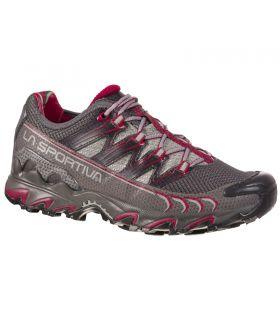 Zapatillas trail running La Sportiva Ultra Raptor Mujer Carbon Beet. Oferta y Comprar online