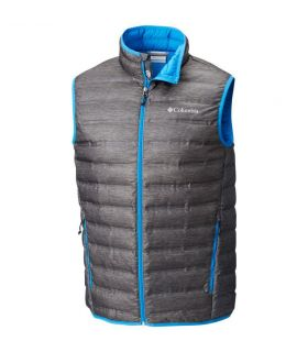 Chaleco Columbia Lake 22 M Down Hombre Charcoal. Oferta y Comprar online