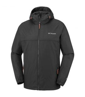 Chaqueta Columbia Jones Ridge Jacket Hombre Negro. Oferta y Comprar online