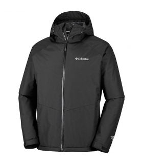 Chaqueta Columbia Mossy Path Insulated Hombre Negro. Oferta y Comprar online